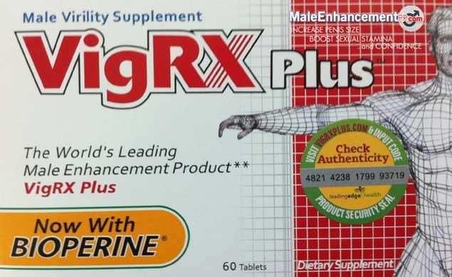 VigRX Plus At Walgreens