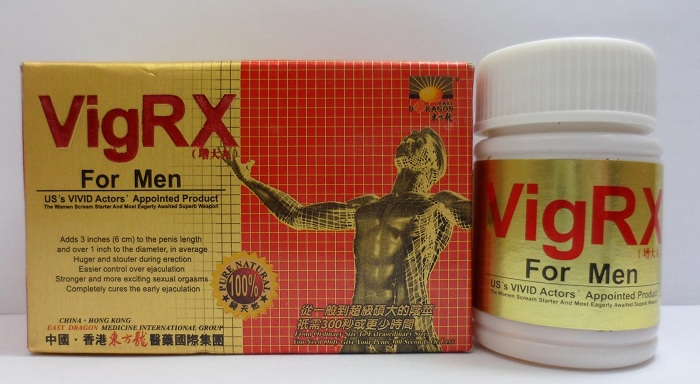VigRX Plus And High Blood Pressure