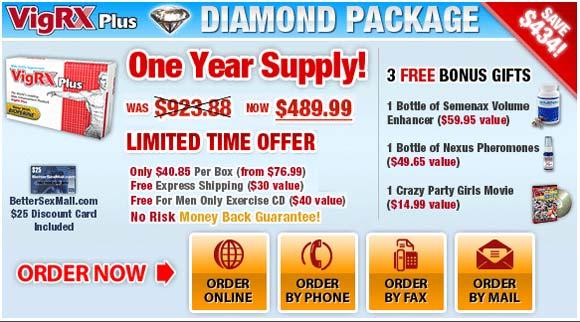 VigRX Plus Uk Best Price
