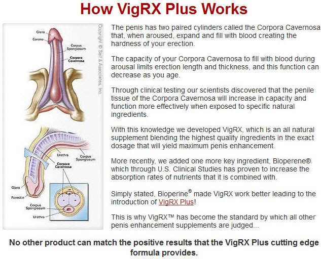 VigRX Plus Benefits In Urdu