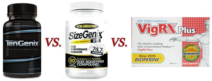 VigRX Plus Vs Erectzan