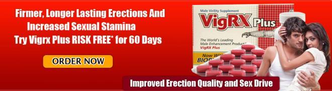 VigRX Plus High Blood Pressure